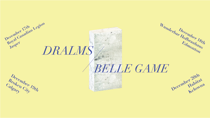 Dralms_Belle Game_Tour_News Feature